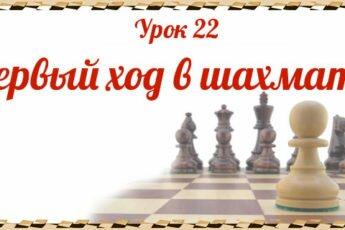 Урок-22-Первый-ход-в-шахматах