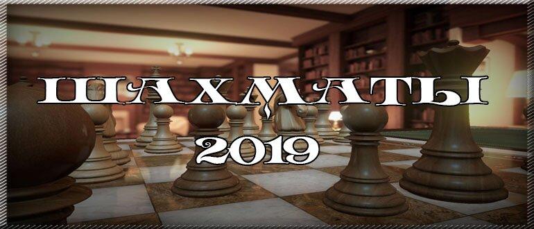 шахматы 2019